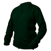 Spruce Green Letterman Sweater