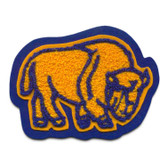 Buffalo Mascot 2