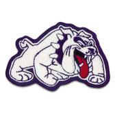 Bulldog Mascot 1
