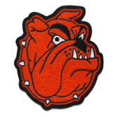 Bulldog Mascot 3