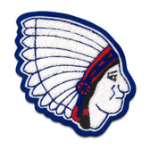 Indian Chief Mascot 1