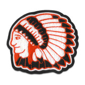 Indian Chief Mascot 3