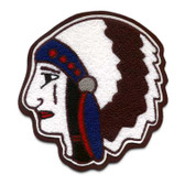 Indian Chief Mascot 4