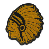 Indian Chief Mascot 6
