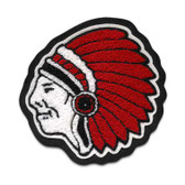 Indian Chief Mascot 9