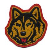 Husky Mascot 1
