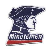 Minutemen Mascot