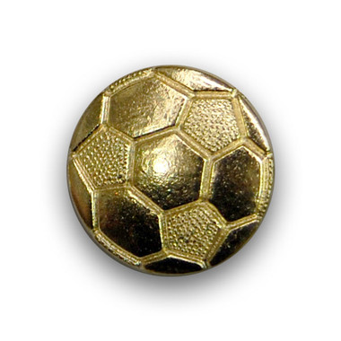 members of the soccer team can pin these varsity soccer pins to their chenille letter