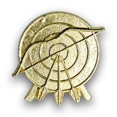 Archery Varsity Letter Pin