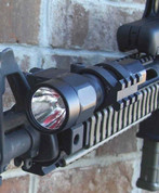 The Elzetta ZROC Quick Release Flashlight / Laser Mount for Picatinny Rail