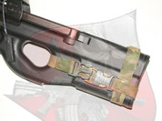 FN-P90/PS90 Rear Harness Adapter.
