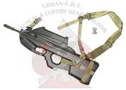 FN-FS2000 Standard with integrated 1.6 Optic URBAN-SENTRY Hybrid Sling Kit