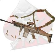FN-SCAR Light 16S and SCAR Heavy 17S URBAN-SENTRY Hybrid Sling Complete Kit