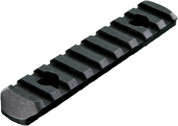 MOE® Polymer Rail Section, 9 Slots