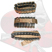 Pistol Magazine Belt for 20 Magazines for double stacked pistol magazines