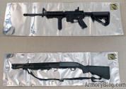 "ZCORR VpCI Tactical Rifle Bag 14"" x 49"" Vacuum Sealable"