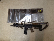 """ZCORR VpCI Compact Tactical Rifle Bag 14"""" x 36"""" Vacuum Sealable"""