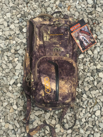 This is the actual back pack in Hide Open Timber Veil that you will be getting.