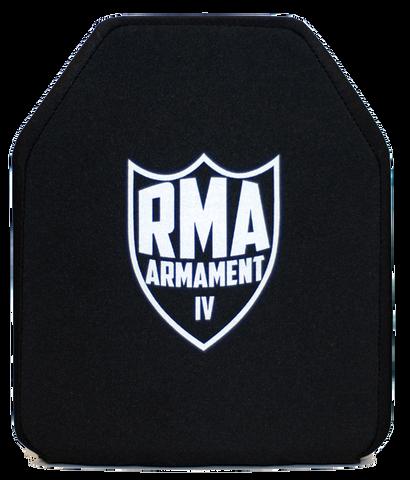 RMA Level IV Single Plate.
