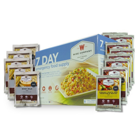 7 Day Ultimate Emergency Meal Kit