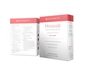 NutraStim Minoxidil Hair Regrowth Treatment 2% for Women