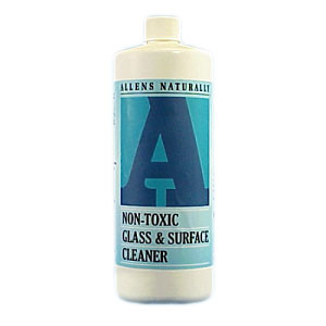 Allen's Naturally Non Toxic Glass and Surface Cleaner