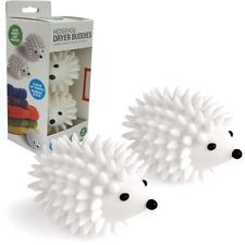 Kikkerland Hedgehog Dryer Balls Online Set of 2 - LB05 packaging