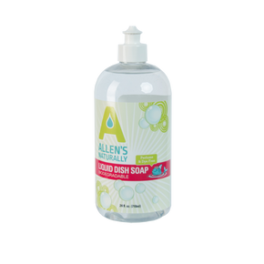 Liquid Dish Soap - Fragrance & Color Free