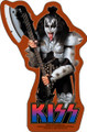 Gene Simmons Axe Sticker