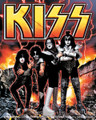 KISS The Farewell Tour Sticker