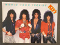 Animalize Tour Tourbook