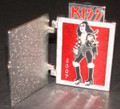 KISS Hard Rock Cafe Narita Tokyo 2007 Door Pin Gene Simmons
