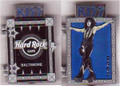 KISS Hard Rock Cafe Baltimore Door Pin Paul Stanley 2007