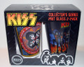 KISS 2 Pack Pint Destroyer RR Over Glass Set