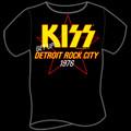 KISS Detroit Rock City Toddler Tshirt