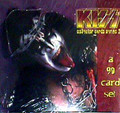 Cornerstone KISS Gene Simmons Trading Card Series 2 Box