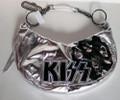 KISS First Album Print Silver Womens Purse