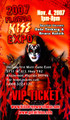 2007 Florida KISS Expo VIP Ticket