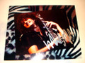Mark St. John Animalize Autographed Photo 1