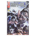 KISS 4K Silver Foil Variant Comic Book Issue 1