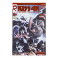 KISS 4K Red Foil Variant Comic Book Issue 1