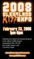 2008 Cleveland KISS Expo Regular Admission Ticket