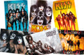 KISS Postcards Set of 6