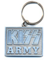 KISS Army Block Keychain