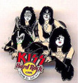 Hard Rock Cafe Sharm el Sheikh 2006 KISS Group Pin