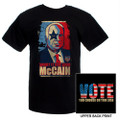 Vote KISS! You Choose Or You Lose McCain Tshirt