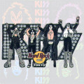 KISS Hard Rock Cafe Stage Pin Tokyo 06