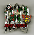 KISS Hard Rock Cafe STAFF Pin Belo Horizonte 2006