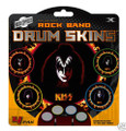 KISS Solo Face Drum Skins