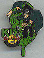 Hard Rock Cafe New York Peter Criss Pin